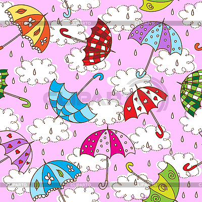 Umbrellas | Stock Vector Graphics |ID 3073493