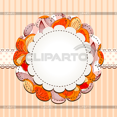 Round frame   Stock Vector Graphics  ID 3073525