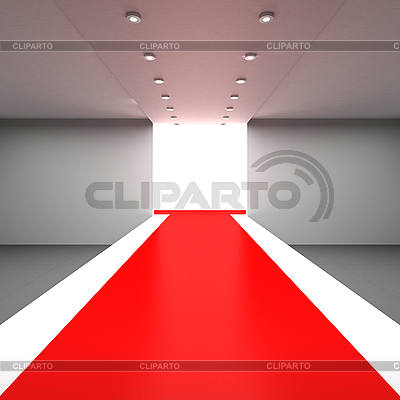 Fashion runway | High resolution stock illustration |ID 3061980