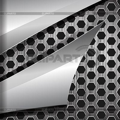 Abstract metallic background | Stock Vector Graphics |ID 3044768