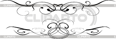 Black and white ornaments | Stock Vector Graphics |ID 3121935