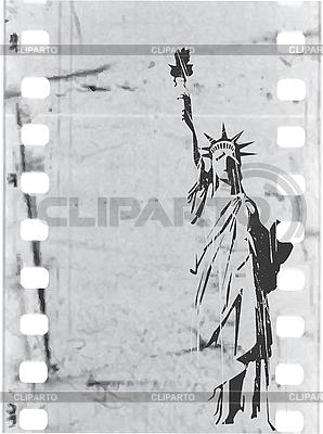 自由女神像 | 向量插图 |ID 3161709