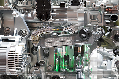 Car Engine | High resolution stock photo |ID 3054267