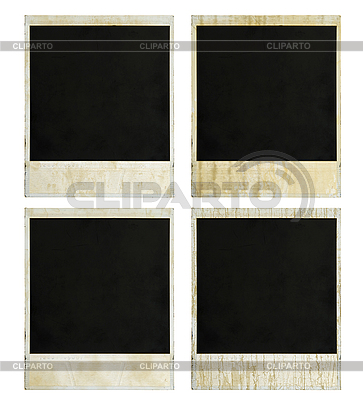 Set of photoframes | High resolution stock photo |ID 3054309