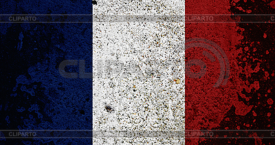 France Grunge Flag | High resolution stock photo |ID 3054310