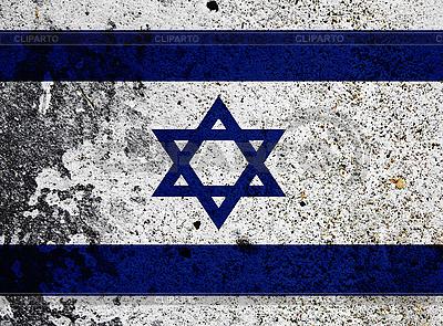 Grunge флаг Израиля | Фото большого размера |ID 3054326
