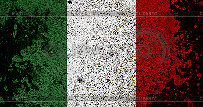 Grunge Flag Of Italy | High resolution stock photo |ID 3054327