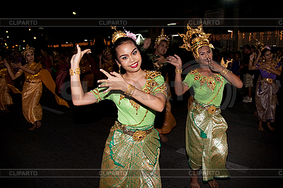 Loy Krathong festival | High resolution stock photo |ID 3056620