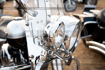 Klasyczny motocykl | Foto stockowe wysokiej rozdzielczości |ID 3056660