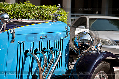 Alvis Speed 20 on Vintage Car Parade | High resolution stock photo |ID 3056688