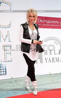 Russian VJ Lera Kudryavceva | High resolution stock photo |ID 3056751