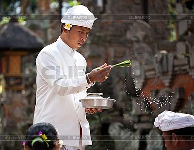 Kuningan Festival in Bali | Foto stockowe wysokiej rozdzielczości |ID 3056806