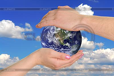 地球在手中 | 高分辨率照片 |ID 3162413