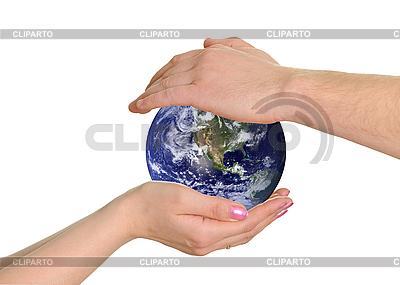地球在手中 | 高分辨率照片 |ID 3188310