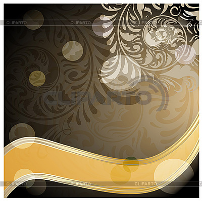 Abstract floral background | Stock Vector Graphics |ID 3065790