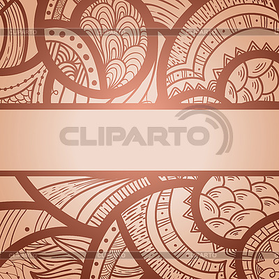 Abstract ornamental background | Stock Vector Graphics |ID 3104208