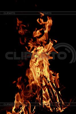 Pożar | Foto stockowe wysokiej rozdzielczości |ID 3044540