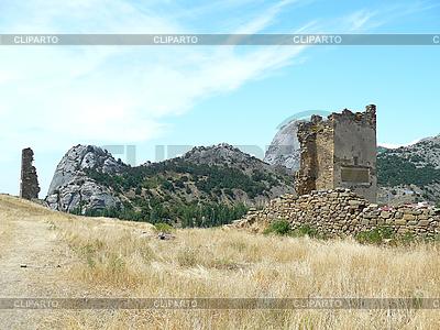 Festung unter dem blauen Himmel | Foto mit hoher Auflösung |ID 3044542