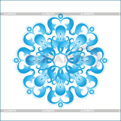 Snowflake | Stock Vector Graphics |ID 3061983