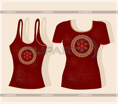 T-shirt | Klipart wektorowy |ID 3063181