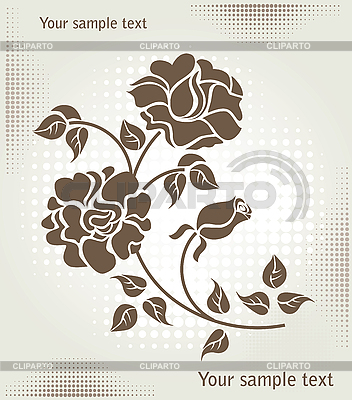 Rose | Stock Vector Graphics |ID 3078689