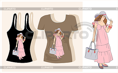 T-shirt | Klipart wektorowy |ID 3081258