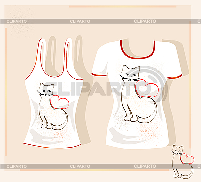 T-shirt | Klipart wektorowy |ID 3081281