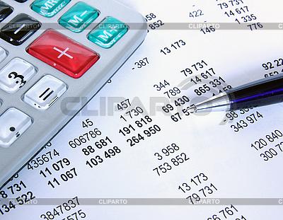 Accounting | High resolution stock photo |ID 3047325