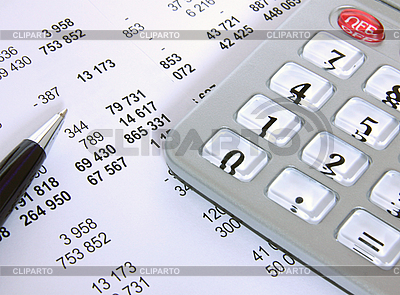 Financial account | High resolution stock photo |ID 3047326