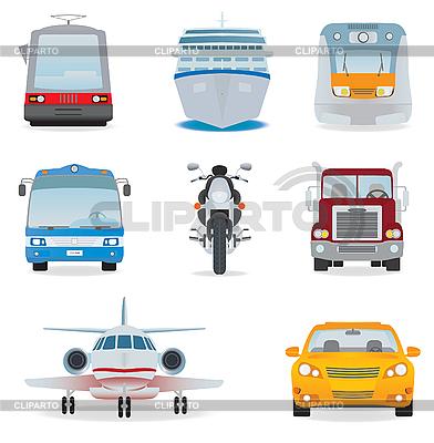 Transport set | Stock Vector Graphics |ID 3116219