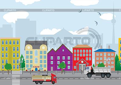 City   Stock Vector Graphics  ID 3116281
