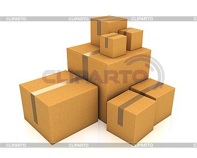 다양한 크기의 판지 상자 | 높은 해상도 그림 |ID 3047978
