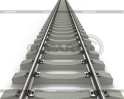 Long Rails Textured | High resolution stock illustration |ID 3048190