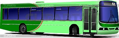 Bus | Stock Vector Graphics |ID 3048554