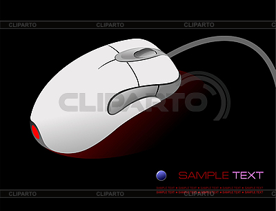 Computer mouse | Stock Vector Graphics |ID 3050009