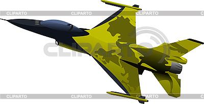 공군 제트 전투기   벡터 클립 아트  ID 3050046