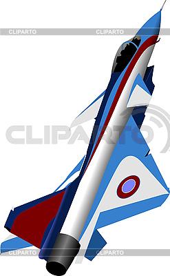 Kampfflugzeug | Stock Vektorgrafik |ID 3080062