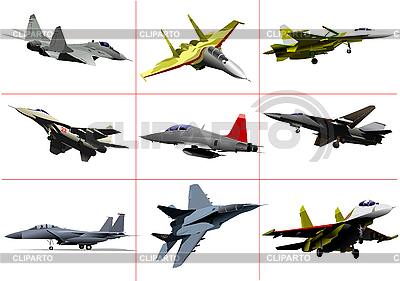 Jet fighters | Stock Vector Graphics |ID 3080141