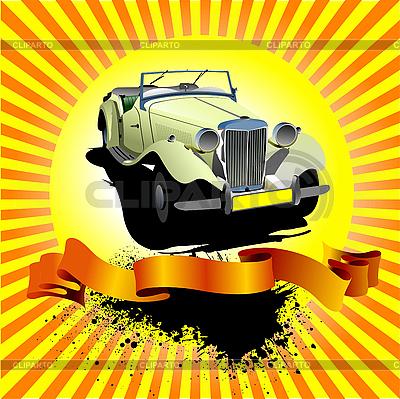 Rarity car design   Stock Vector Graphics  ID 3080151