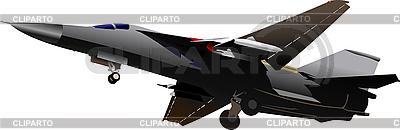 作战飞机 | 向量插图 |ID 3106030