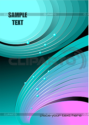 Abstract futuristic background | Stock Vector Graphics |ID 3209913