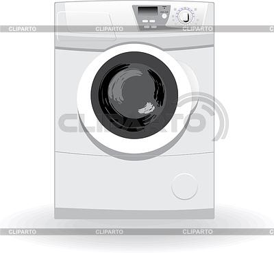 555washing machine | Stock Vector Graphics |ID 3222816