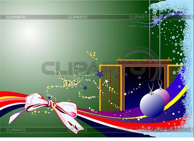 Silvester-Grusskarte | Illustration mit hoher Auflösung |ID 3273661