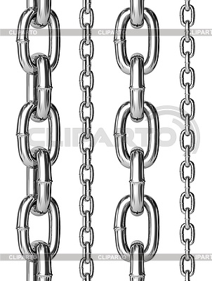 Chains | High resolution stock illustration |ID 3049148