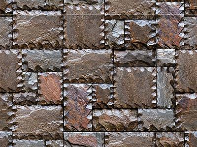 Stony wall seamless pattern | High resolution stock photo |ID 3049155