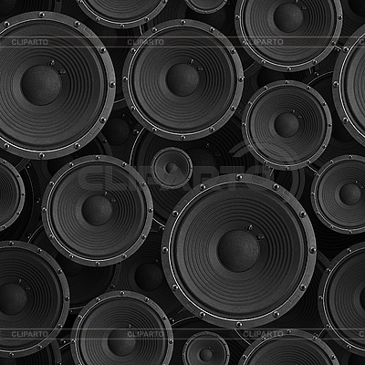 Speakers seamless background | High resolution stock photo |ID 3049345