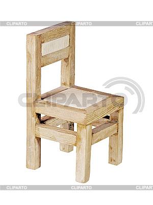 Krzesło zabawki | Foto stockowe wysokiej rozdzielczości |ID 3049366