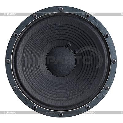 Speaker | High resolution stock photo |ID 3049379