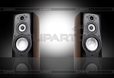 Speakers | High resolution stock photo |ID 3051022