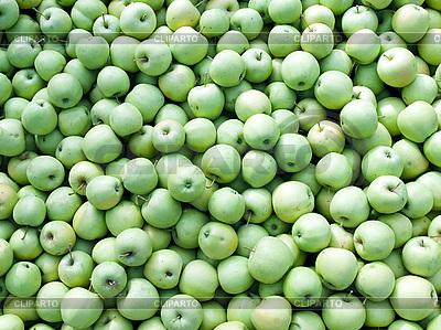 Zielone jabłka | Foto stockowe wysokiej rozdzielczości |ID 3059332